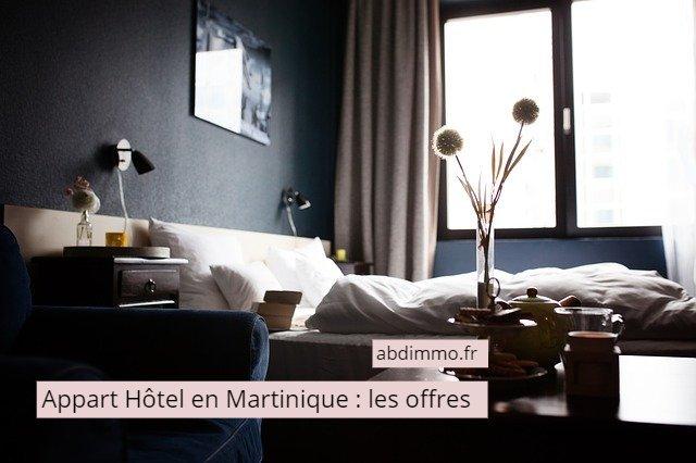 appart hôtel en Martinique