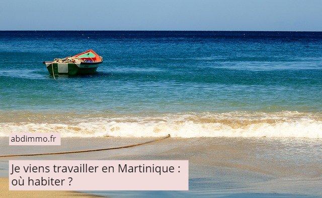 travailler en Martinique où habiter